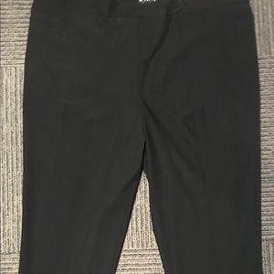 Plus sized bengaline pants